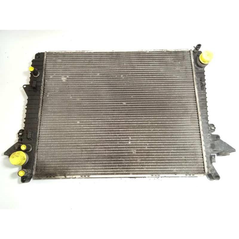 Recambio de radiador agua para land rover range rover sport 2.7 td v6 cat referencia OEM IAM PCC500201