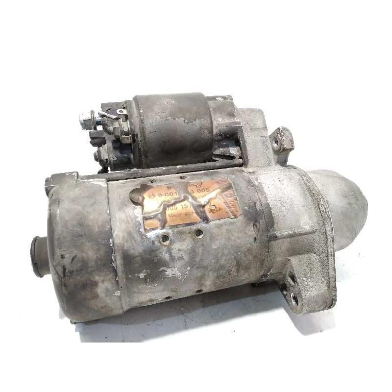 Recambio de motor arranque para mercedes clase e (w211) berlina e 270 cdi (211.016) referencia OEM IAM A0051512901 A0051516601