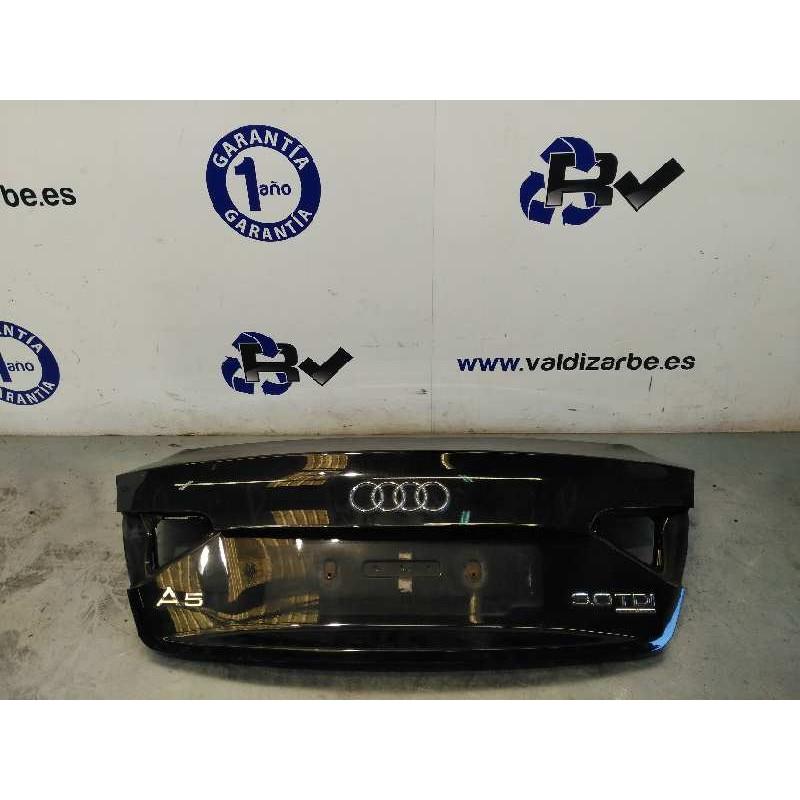 Recambio de tapa maletero para audi a5 coupe (8t) 3.0 tdi quattro referencia OEM IAM 8T0827023AJ