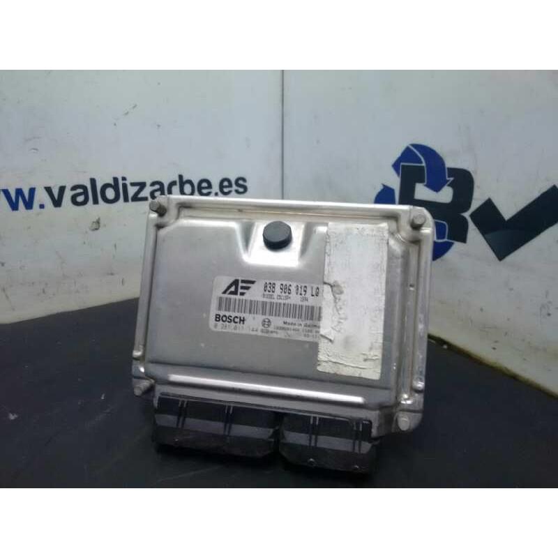 Recambio de centralita motor uce para seat alhambra (7v9) signo referencia OEM IAM 038906019LQ  0281011144