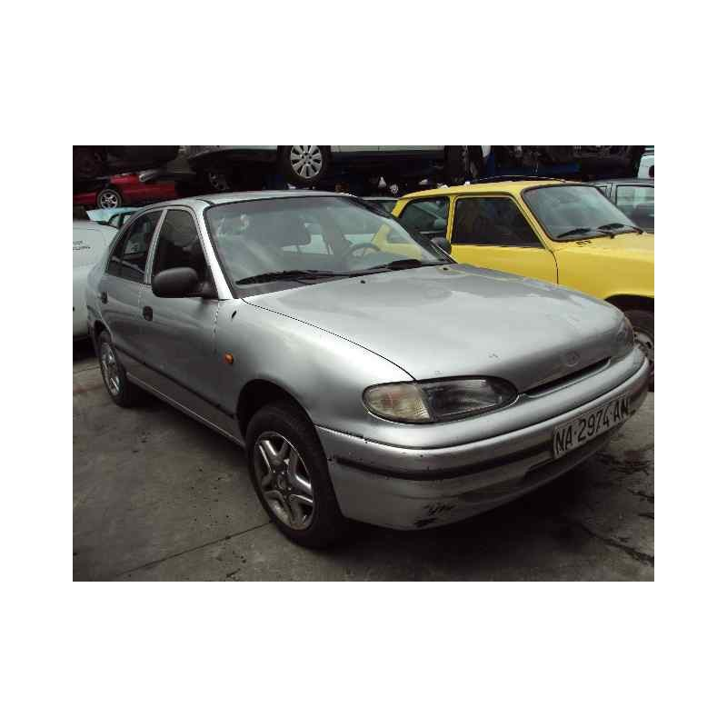 hyundai accent (x3) del año 1995