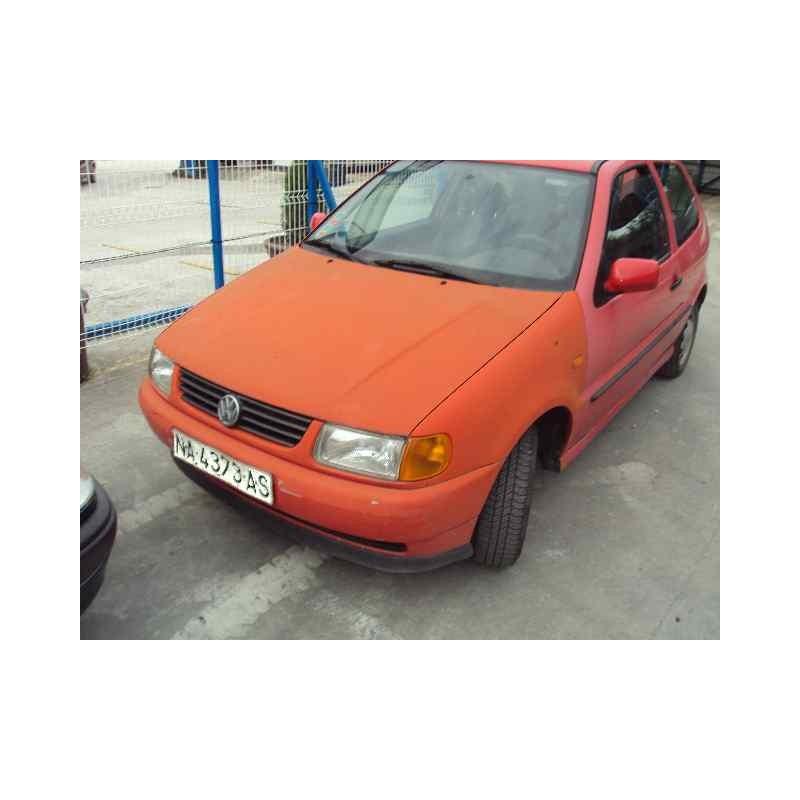 volkswagen polo berlina (6n1) del año 1996