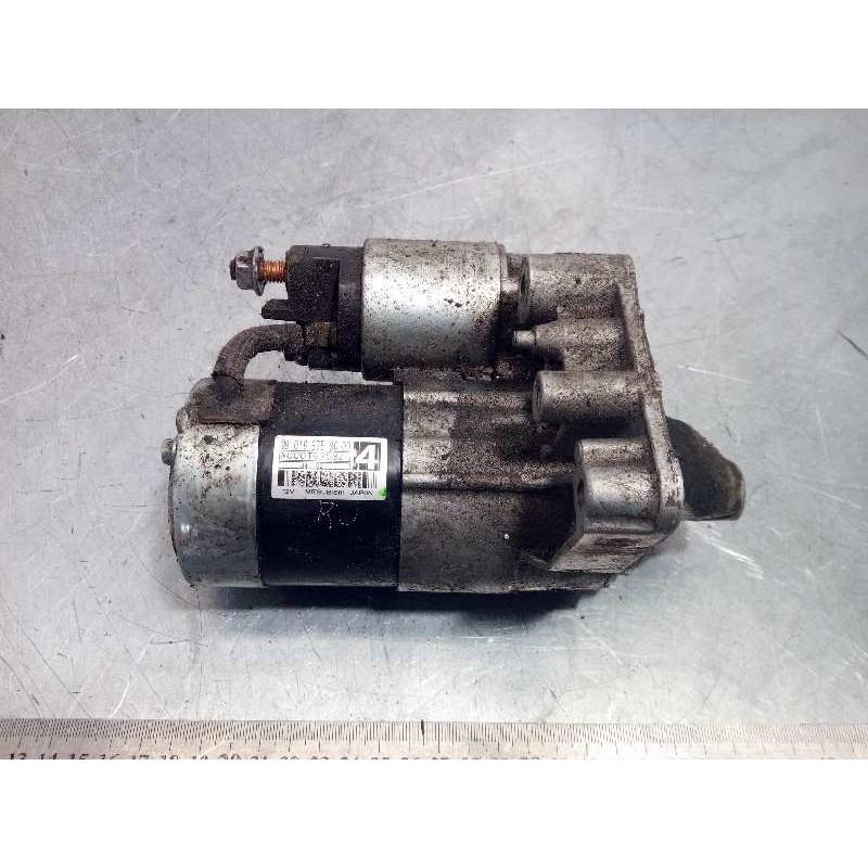 Recambio de motor arranque para citroen c3 picasso exclusive referencia OEM IAM 9801667580