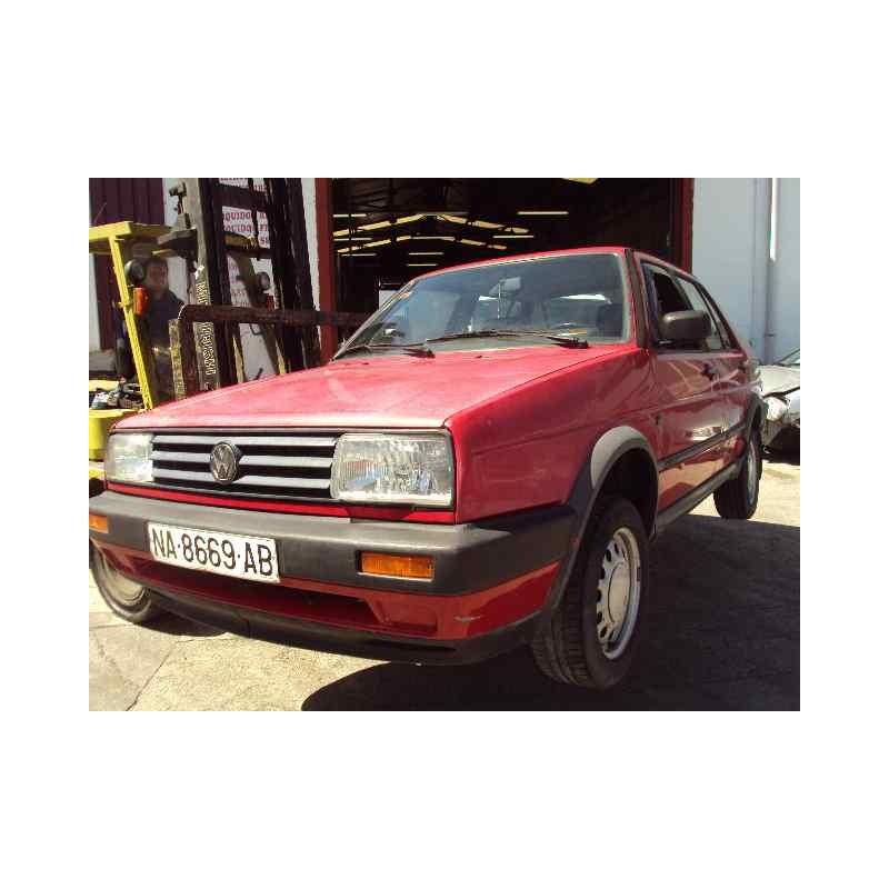 volkswagen jetta (165/167) del año 1990