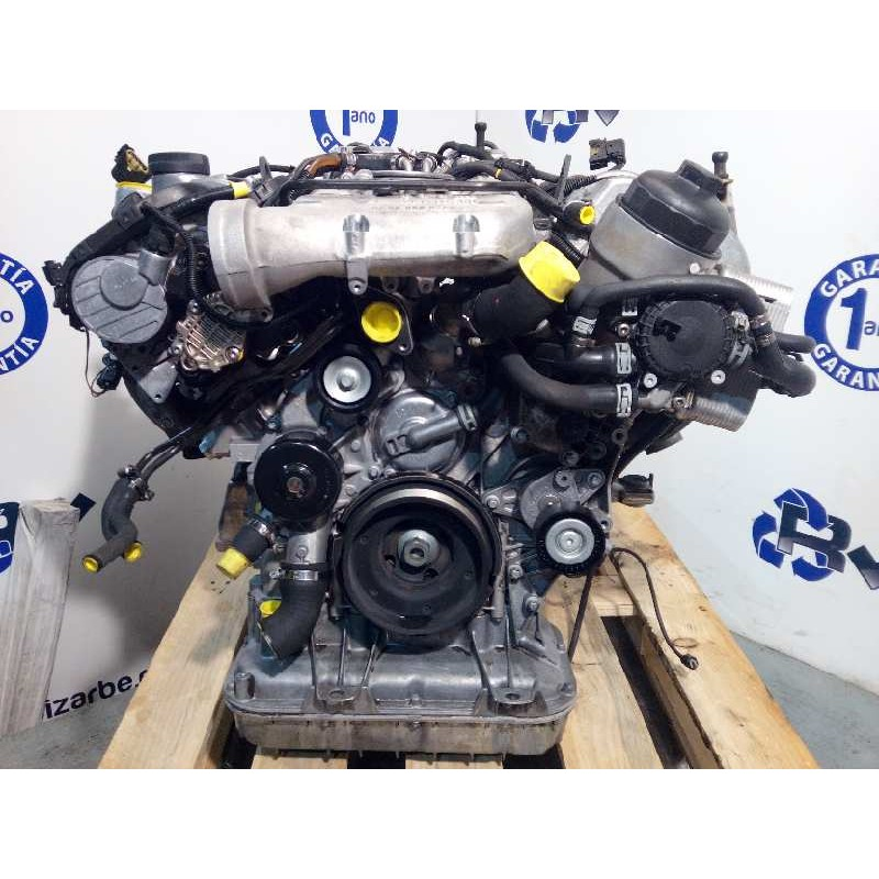 Recambio de motor completo para mercedes clase m (w163) 400 cdi (163.128) referencia OEM IAM 628963