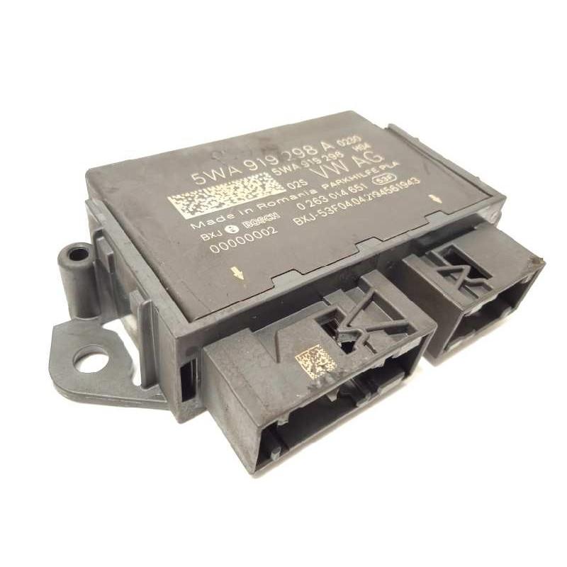 Recambio de modulo electronico para audi a3 sportback (8ya) 1.5 16v tsi act referencia OEM IAM 5WA919298A  0263014651