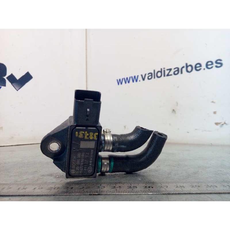 Recambio de sensor presion para citroen c3 aircross 1.6 blue-hdi fap referencia OEM IAM 9677816180